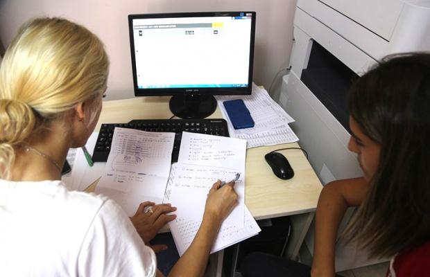 Maltepe belediyesi kursiyerlerinin başarısı