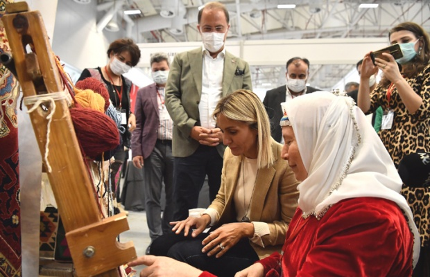 Beylikdüzü İstanbul Craft'a katıldı