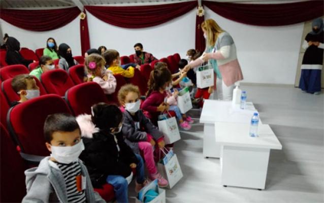 Haykurder'den öğrencilere seminer
