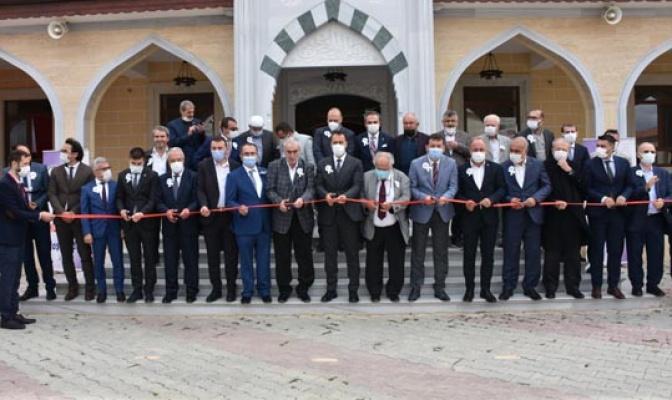 Saniye - İlyas Kancıoğlu Camii açıldı