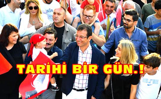 25 YIL SONRA İSTANBUL'DA İKTİDAR EL DEĞİŞTİRİYOR