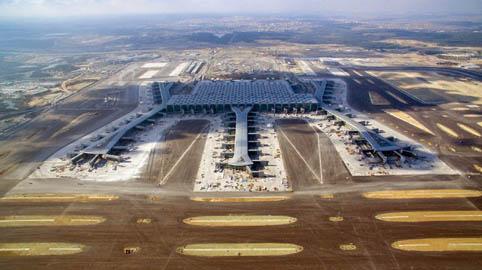 350 Esenyurtlu ESBİM'le 3. Havalimanı'nda işbaşı yapacak