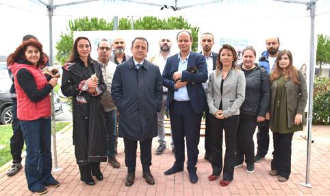 4 Ekim Hayvanları Koruma Günü'nde Silivri'de örnek işbirliği