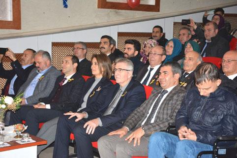 Çatalca'da Engeliler günü etkinliği