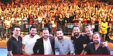 AK Parti Büyükçekmece'den Yaza Veda Konserleri