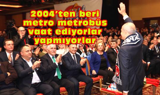 Akgün'den Ak Partililere: Sizde iş yok be!