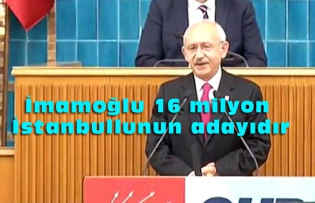 Kılıçdaroğlu: İstanbullular tarih yazacak