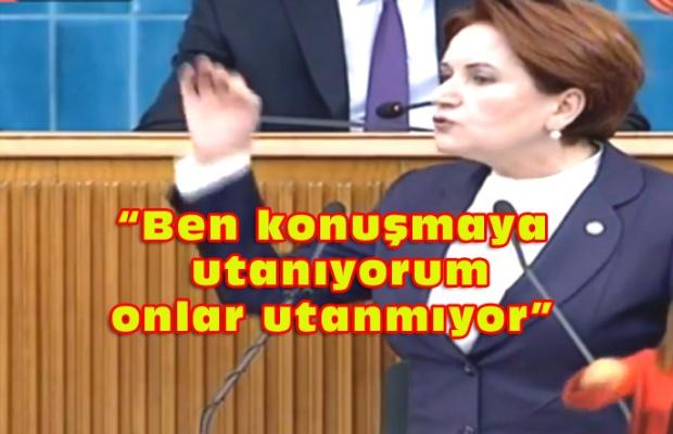 Akşener: Türk Milletini utandırmayacağım!