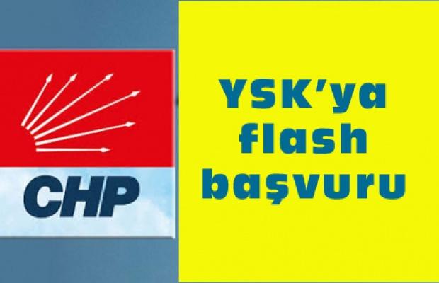 CHP ilçelerin de iptalini istedi