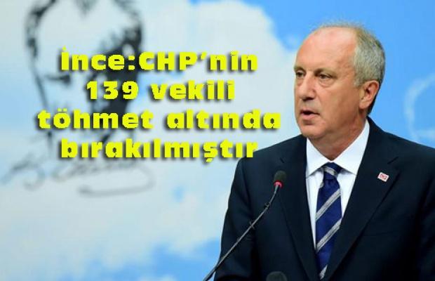 CHP Genel Merkezi Talat Atilla'ya dava açmalı