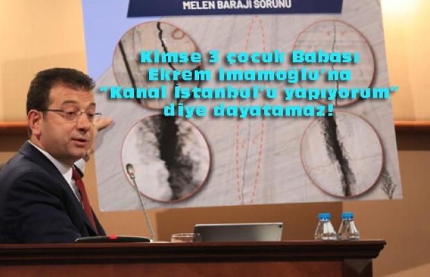İmamoğlu: İstanbul'a ihanet etmeyelim