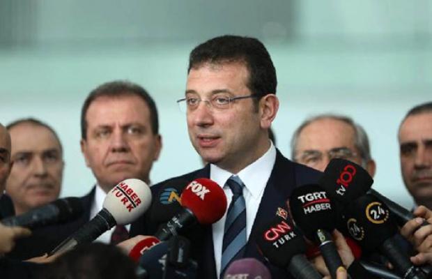 CHP'li Başkanlar Erdoğan'ın katıldığı toplantıyı terk etti