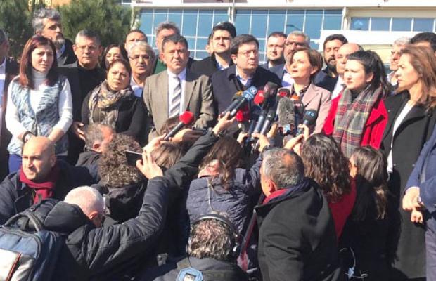 Gezi Davası'na yoğun katılım