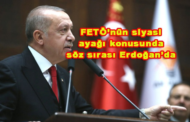 """""""FETÖ'nün siyasi ayağı Kılıçdaroğlu'dur"""""""