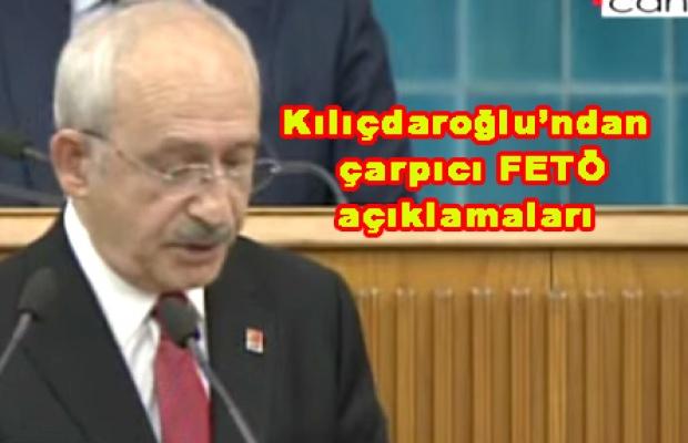 """""""Devleti FETÖ'ye teslim eden kişi Erdoğan'dır"""""""