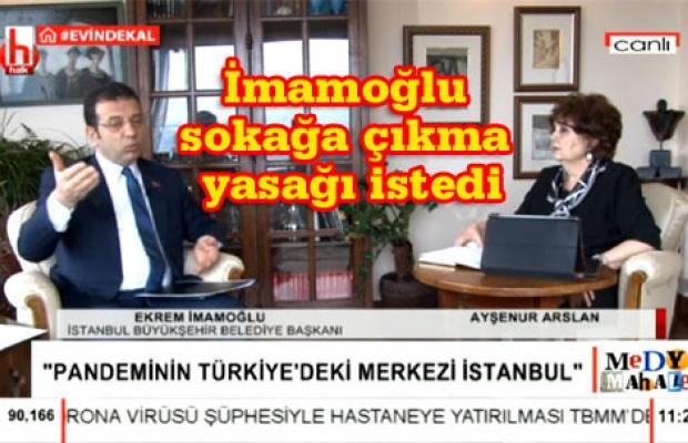 PANDEMİNİN MERKEZİ İSTANBUL