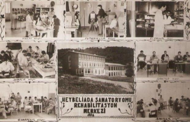 Umut Oran Heybeliada Sanatoryomu'nun yeniden açılamasını istedi