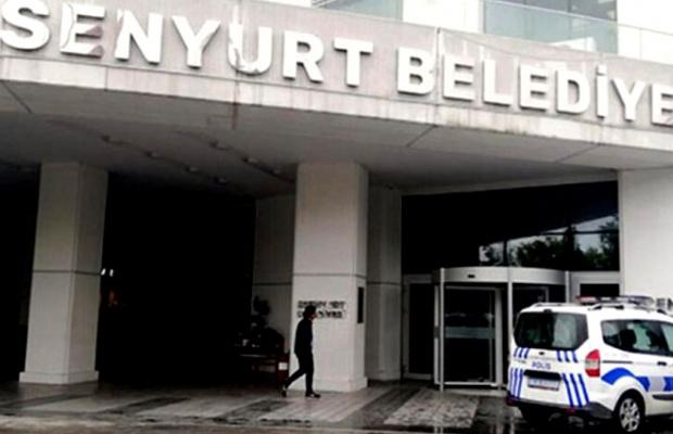 AK PARTİLİ BAŞKANIN UYGULAMASINDAN CHP'Lİ BELEDİYE'YE HACİZ GELDİ