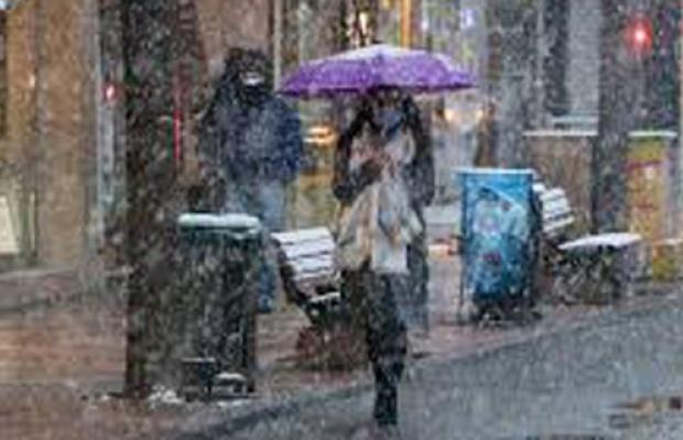 Meteroloji uyardı: İstanbul'da 18.00'dan itibaren yoğun kar yağışı bekleniyor