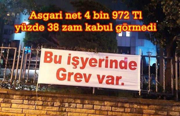 Kadıköy Belediyesi'nde grev başkandan sitem!
