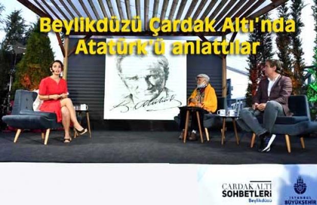 Atatürk bir savaş dâhisi olmasının ötesinde bir barış dâhisidir