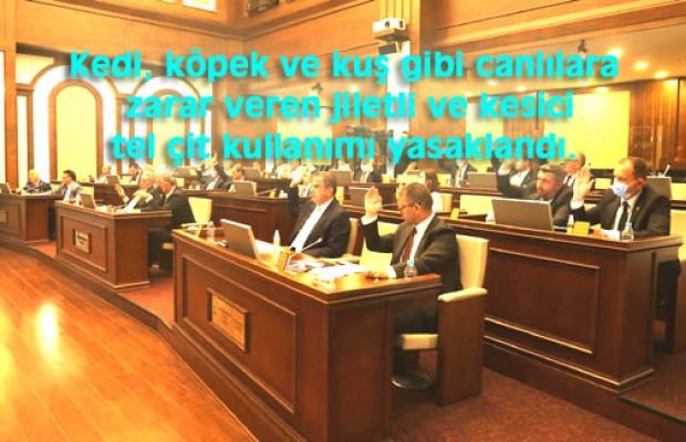 Büyükçekmece Meclisi'nden güzel bir karar