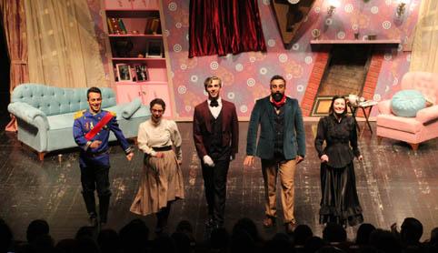 Avcılar'da tiyatro festivali