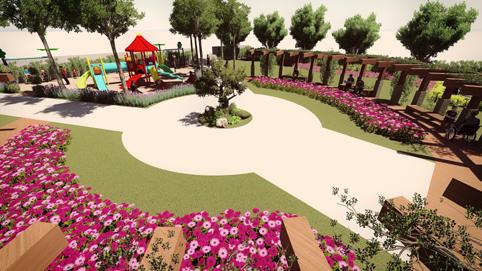 Beylikdüzü'ne yeni bir park