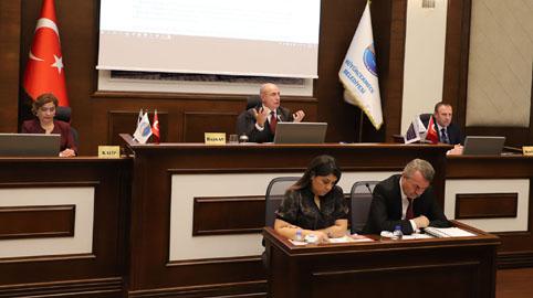 Büyükçekmece Belediye Meclisi'nde Engelliler Günü duyarlılığı