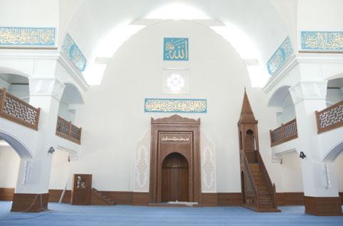 Büyükçekmece Mimarsinan'a yeni bir cami