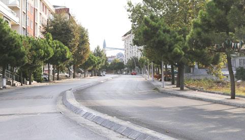 Büyükçekmece'ye değer katan bir cadde