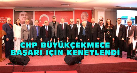 Gökbulak:Büyükçekmece'yi koruyacak İstanbul'da kazanacağız