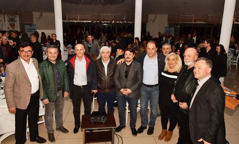 Çalık Balkan Türkleri'ne konuk oldu