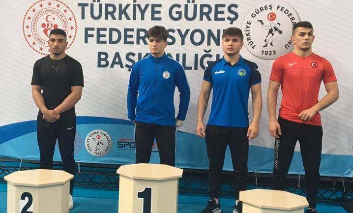 Çatalcalı Yıldıray Pala Türkiye 2.'si oldu