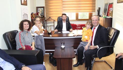 CHP PM ÜYESİ HANÇERLİ ADAY ADAYI