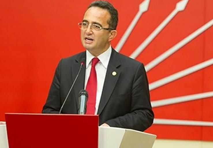 CHP'de yeni Sözcü Bülent Tezcan