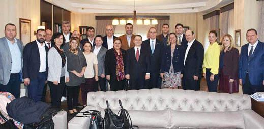 CHP'den Rumeli ve Balkan Çalıştayı