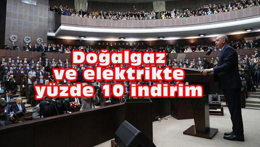 Cumhurbaşkanı Erdoğan'dan yeni yıl müjdeleri