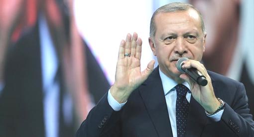 Erdoğan: İstanbul seçimi usulsüzdür!