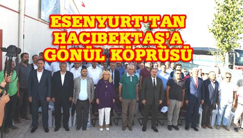 Esenyurt Belediyesi'nin yaptığı sosyal tesis hizmete açıldı