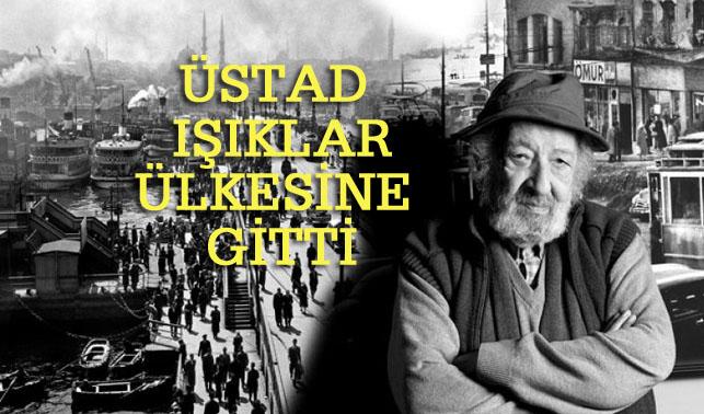 Fotoğrafın duayeni Ara Güler  hayatını kaybetti