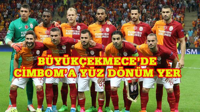 Galatasaray Büyükçekmece tesisleri hayata geçiriliyor