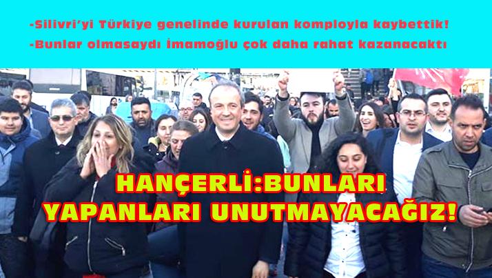 Hançerli'den DSP'li adaylara zehir-zemberek sözler