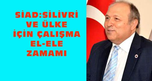 Hep birlikte Türkiye 'yiz, Silivri olarak büyük bir aileyiz.
