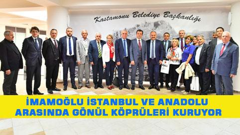 İmamoğlu: İstanbullular Kastamonu'yu görmeli