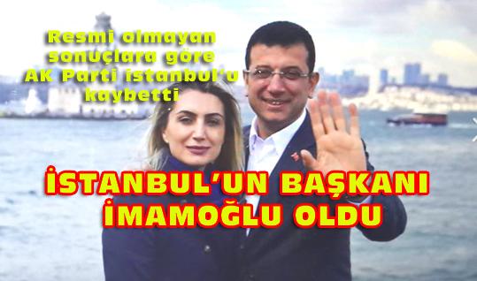 İmamoğlu kazandı, Türkiye sonucun açıklanmasını bekliyor