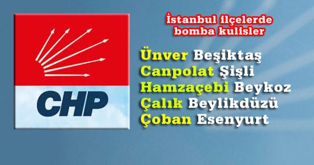 İstanbul İlçelerde adaylık için büyük yarış var
