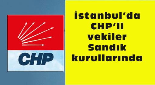 İstanbul'a desteğe geldiler