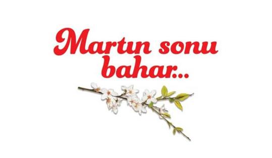 İŞTE CHP'NİN SEÇİM SLOGANI: MARTIN SONU BAHAR