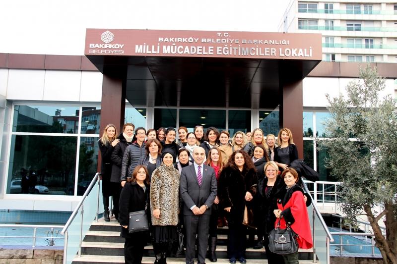Kadınlardan Bakırköy'ün projesine destek